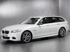 No M5 touring for now but you can have a 550d