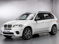 X5 also gets the mighty new diesel