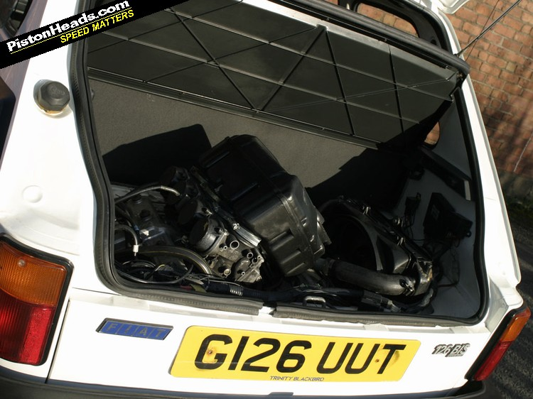 re: driven: bike-engined fiat 126 bis - page 1 - general gassing