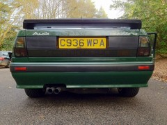 Sport Quattro discovered in a Spotted piece