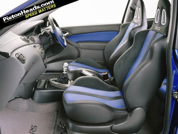 Focus Rs Buying Guide Interior Pistonheads