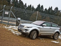 Evoque impresses on 'ring and off