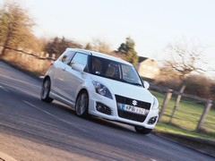 Swift Sport as fun to fling around as ever