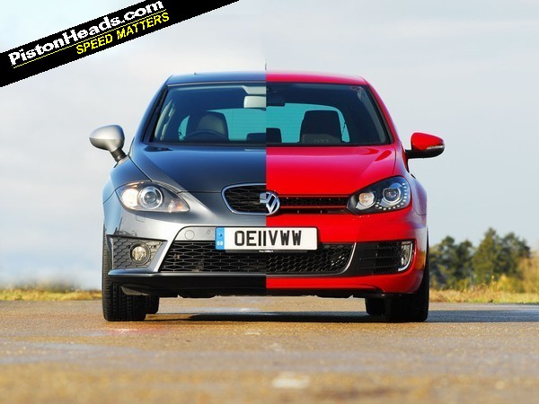 Blood Brothers Golf Gti Vs Leon Fr Pistonheads