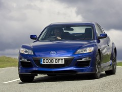 RX-8 ticks many of the GT 86's boxes too
