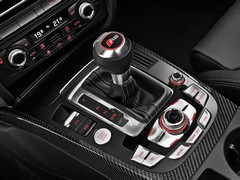 Seven-speed S Tronic among RS5 tech