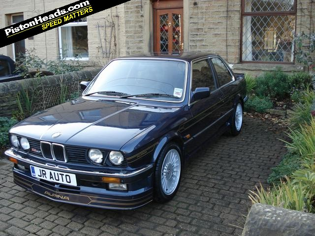 Spotted Special An Alpina Extravaganza Page General Gassing - Alpinas for sale