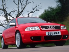 Cosworth unleashed power war with B5 RS4