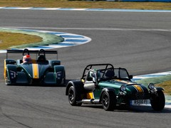 There's still a place for the 7 in Caterham's world