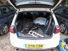 Hatchback practicality is a real boon