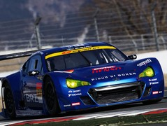 BRZ Super GT racer does get a turbo