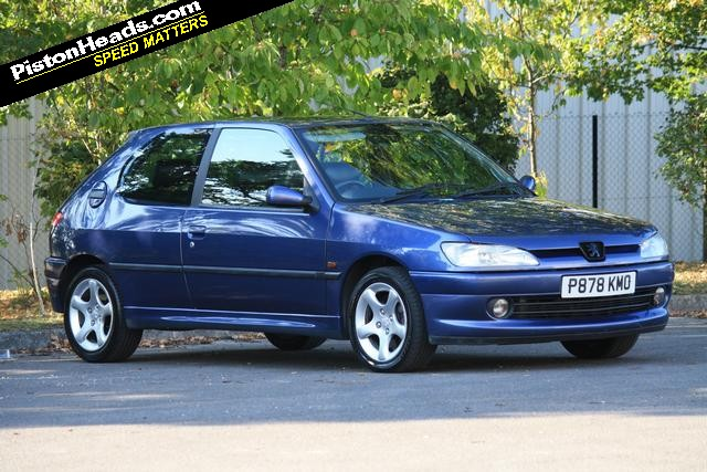 RE: SOTW: Peugeot 306 GTI-6 - Page 1 - General Gassing - PistonHeads