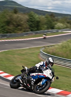 Bikes at the 'ring: always a hot topic