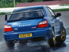 Older Subarus rely on viscous differentials