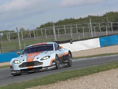 Vantage GTE at the heart of track plans