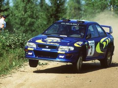 Iconic partnership with Subaru lasted 20 years