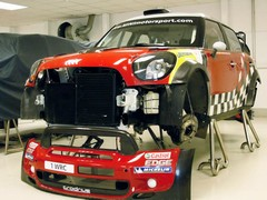 WRC Minis will still be developed by Prodrive