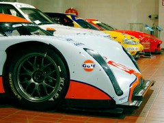 Prodrive's racing history lives on