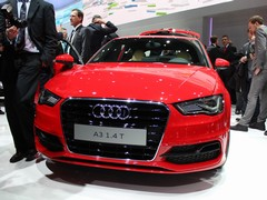 Yes, that really is the all-new A3