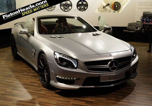 Sl63 Amg Roadster sl Roadster The Sl63 Amg