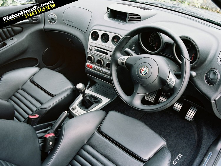 RE: You Know You Want To: Alfa Romeo 156 GTA - Page 1 - General ...