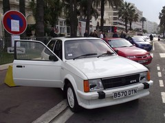 Ace Mk1 Astra among the delights