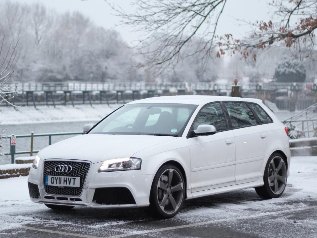 Discreet, pulverisingly quick - a classic RS Audi