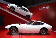 Toyota GT 86 meets the ancestors