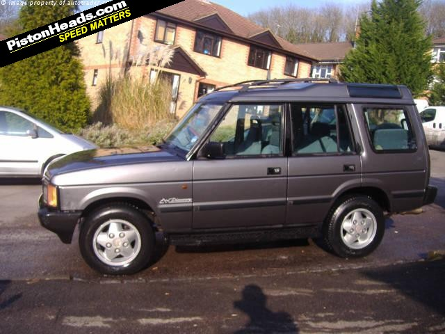 RE: SOTW: Land Rover Discovery V8 - Page 1 - General Ging ...