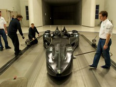 Concept inevitably proven in windtunnel first
