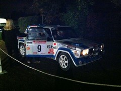 Group B Lada lurks in the gloom