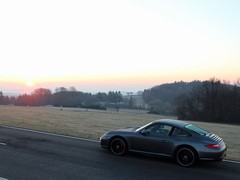 Earlier this morning in the Eifel...