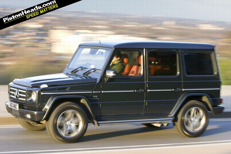 Re v12 mercedes g65 amg on the cards for april debut for Mercedes benz g wagon v12