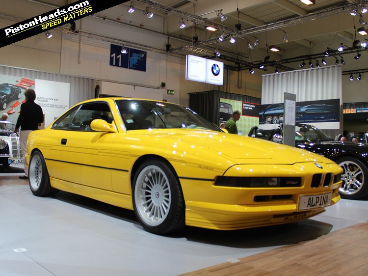 Alpina For Sale Page - Bmw 850 alpina for sale