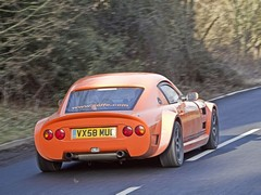 Similar ethos to a Ginetta G40 but quicker