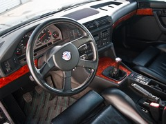 Interior is in beautiful original condition too