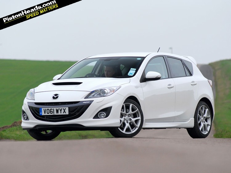 Blood Brothers Mazda 3 Mps Vs Ford Focus St Pistonheads
