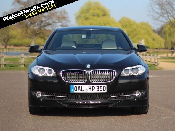 Driven: Alpina D5 Biturbo | PistonHeads