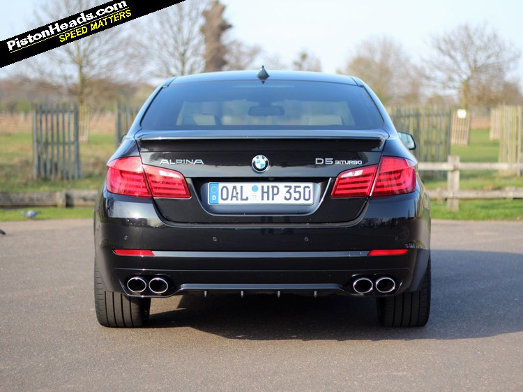 RE: Driven: Alpina D5 Biturbo - Page 1 - General Gassing - PistonHeads
