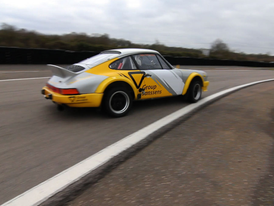 Chris Harris video: Tuthill 911 rally car | PistonHeads