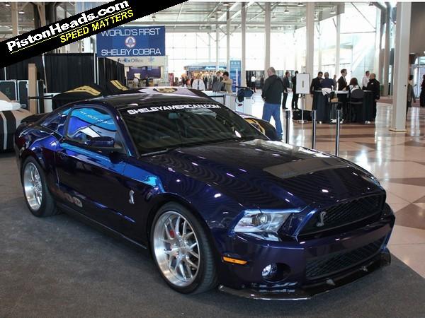 New York show: Shelby GT1000   PistonHeads