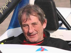 Radical driver Ian impressed with bike's pace