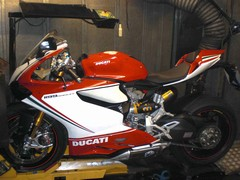 Dyno unleashes flames and scary figures