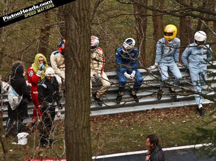 Lauda Ring Crash Recreated For Rush Pistonheads