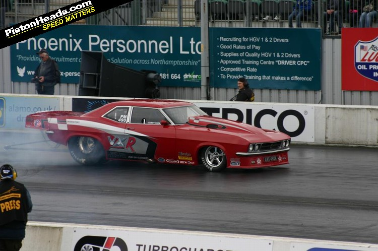 RE: Red Victor 3 Becomes Europe's fastest - Page 1 - Drag