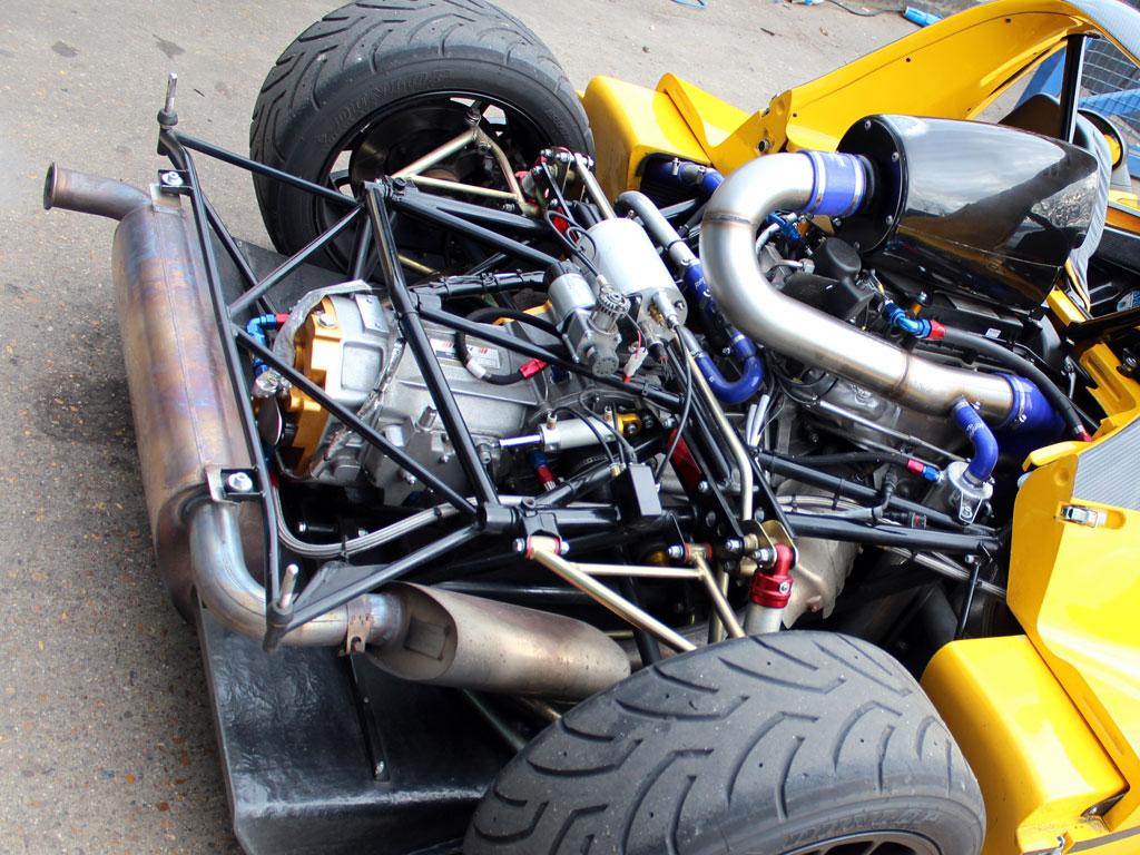 Driven: Radical SR3 SL | PistonHeads