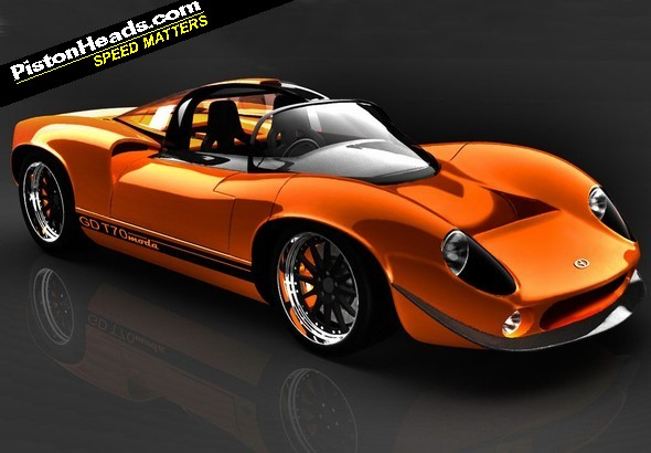 Gardner Douglas Puts A Roof On Its Gd T70 Pistonheads