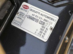 Bugatti name returned from the dead, in style