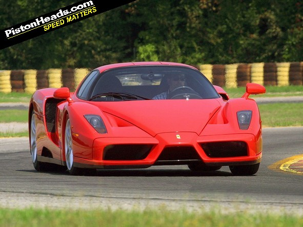 Abandoned Enzo Part Of Dubai Supercar Sale Pistonheads