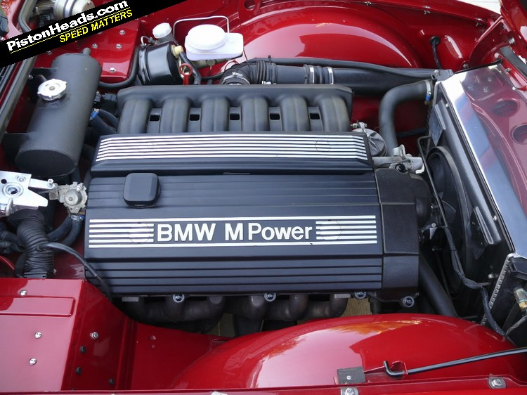 BMW engine swap - TR6 Forum - TR Register Forum